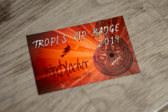 VIP-Badge