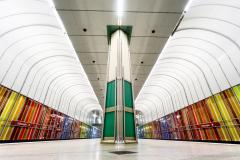 Dülferstrasse, Metro, München