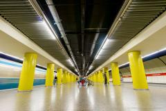 Fraunhoferstrasse, Metro, München