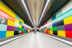 Georg-Brauchle-Ring, Metro, München