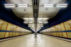 Haderner Stern, Metro, München
