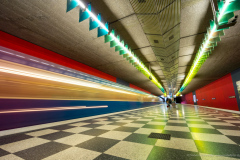 Josephsburg, Metro, München
