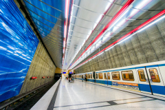 Mangfallplatz, Metro, München