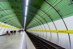 Metro, München, Odeonsplatz