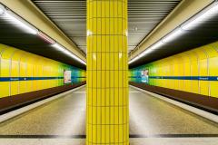Metro, München, Westpark