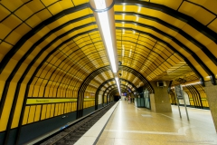 Metro, München, Theresienwiese