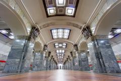 Kirovskiy zavod, Metro, St. Petersburg