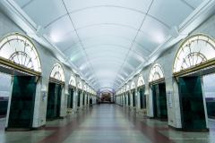 Metro, St. Petersburg, Zvenigorodskaya