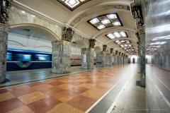 Kirovkiy zavod, Metro, St. Petersburg-2