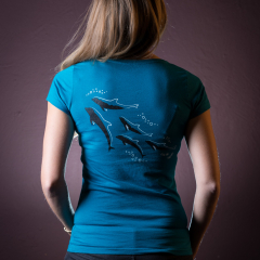 Dolfin Fish Are Friends T-Shirt